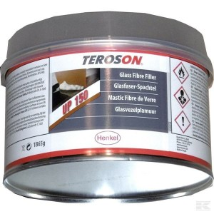 Plastic Padding Teroson Up 150 Glass Fibre Filler