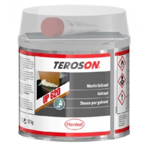 Plastic Padding Teroson Up 620 Gelcoat Filler 241g