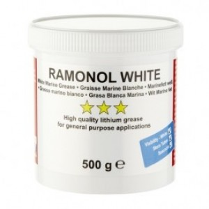 Ramonol White Grease 500g