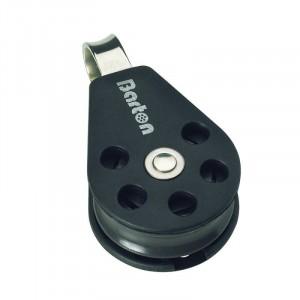 Barton 35mm Plain Bearing Block Single FixedHead
