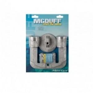 MG Duff Zinc Mercruiser Bravo 2&3 Anode Kit