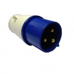 IP44 16AMP Splashproof Plug