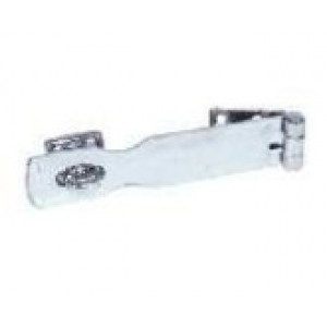 Holt Marine Hasp & Staple Chrome Plated