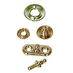 Holt Marine Self Tapping Stud For Wood/GRP