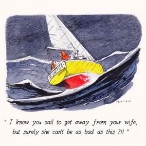 Peyton Card - I Know You Sail