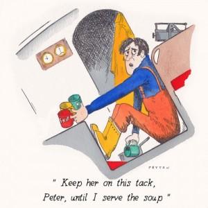 Peyton Card - Keep Her On This