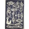 Nauticalia Galley Cloth