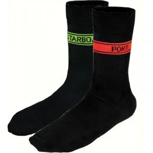 Nauticalia Port & Starboard Socks