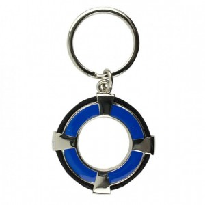 Lifering Keyring Blue