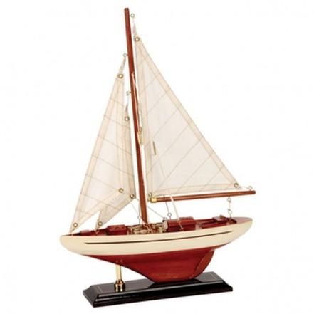Nauticalia Mini Americas Cup Yacht Cream