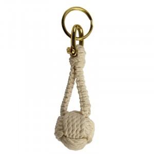 Nauticalia Monkey Fist Knot Keyring
