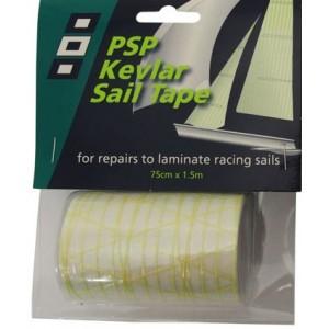 PSP Tapes Kevlar Sail Repair Tape 75mm x 1.5m