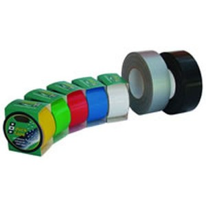 PSP Tapes Duck Tape 50mm x 5 Metre Silver
