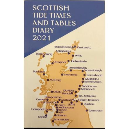 Scottish Tide Tables 2021