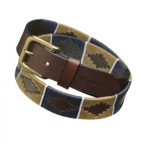 Pampeano Colegio Polo Belt