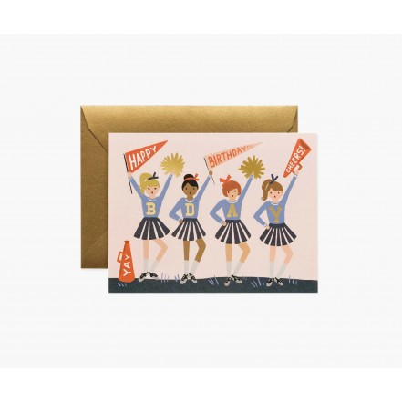 Rifle Paper Co. Birthday Cheer Card