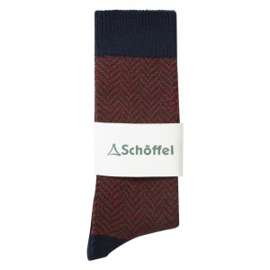 Schoffel Halkirk Sock Navy