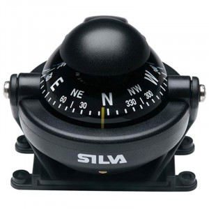 Silva 58 Star Multi Purpose Compass Black