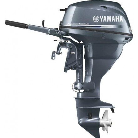 Yamaha F25DETL Engine