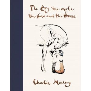 Boy The Mole Fox And Horse