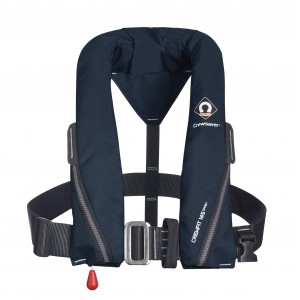 Crewsaver Crewfit 165N Auto Harness Navy