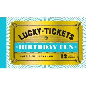 Lucky Tickets For Birthdays