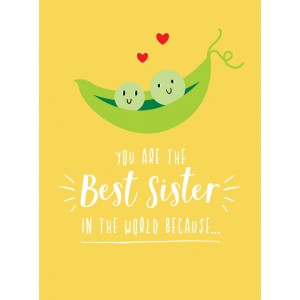 You Are The Best Sister