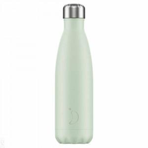 Chilly's 500ml Bottle Blush Green