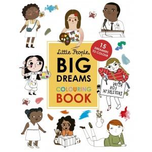 Little People Big Dreams Col