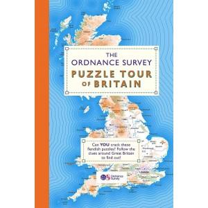 Ordnance Survey Puzzle Tour