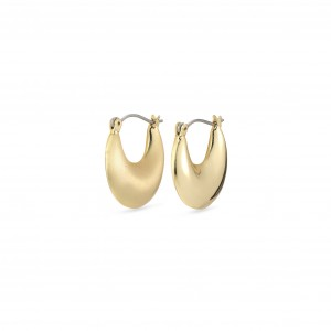 Pilgrim Alma Earrings Gold Plated