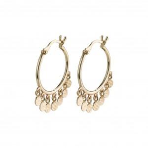 Pilgrim Panna Earrings