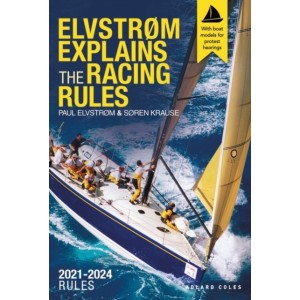Adlard Coles Elvstrom Explains The Racing Rules