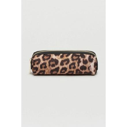 Estella Bartlett Pencil Case Leopard
