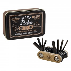 Wild & Wolf Hex Key Bike Multi Tool