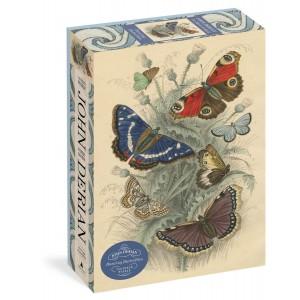 Butterflies 750 Piece Jigsaw