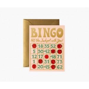 Rifle Paper Co. Bingo Card