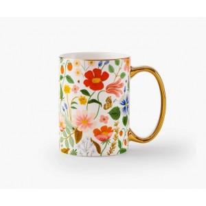Rifle Paper Co. Strawberry Fields Mug