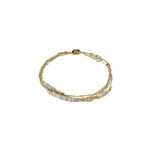 Pilgrim Sincerity Bracelet Gold
