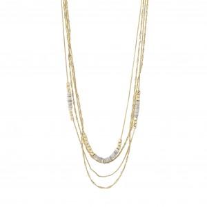 Pilgrim Sincerity Necklace Gold