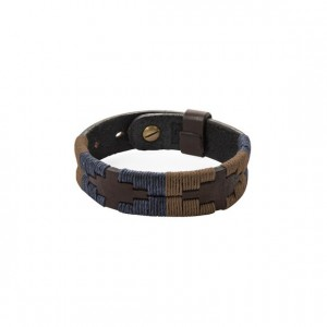 Pampeano Leather Bracelet Jefe