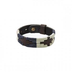 Pampeano Leather Bracelet Jugadoro