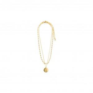 Pilgrim Clarity Necklace Gold