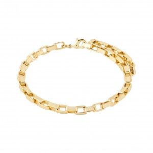 Pilgrim Clarity Bracelet Gold