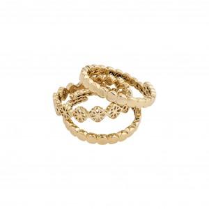 Pilgrim Cherished Ring Gold