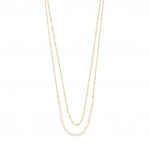 Pilgrim Native Beauty Necklace Gold
