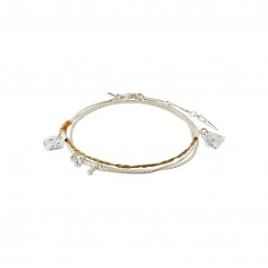 Pilgrim Legacy Bracelet Silver