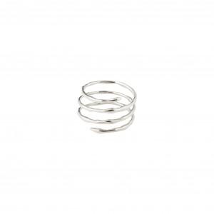 Pilgrim Paula Ring Silver