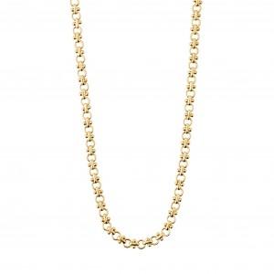 Pilgrim Nomad Necklace Gold