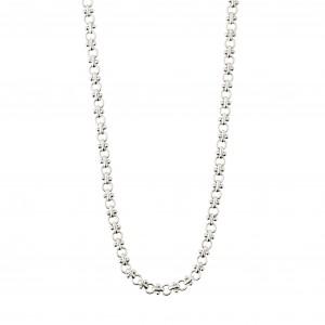 Pilgrim Nomad Necklace Silver